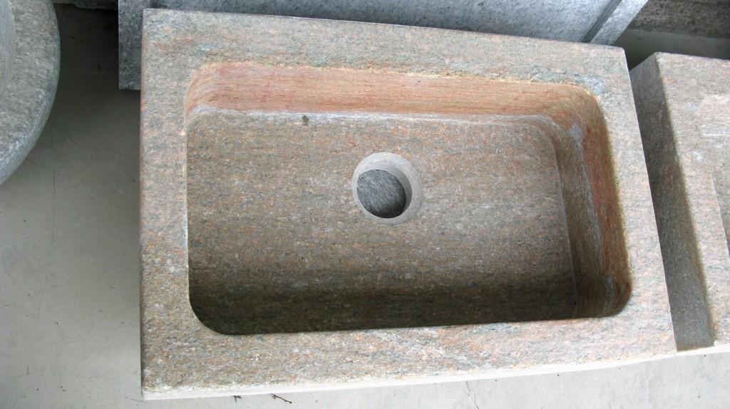 Lavandini in pietra di luserna pannelli termoisolanti - Lavandino in pietra per esterno ...